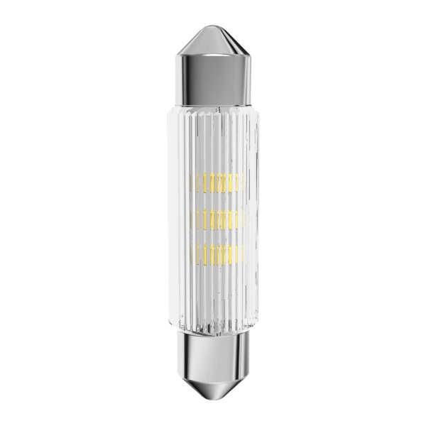 LED Soffitten-Lampe Ø11x43mm ultrahell