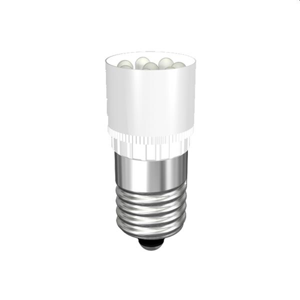 Cluster-Lampe mit 8 LEDs Sockel E14