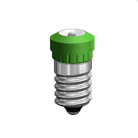 Single-LED Ø16mm Sockel E14