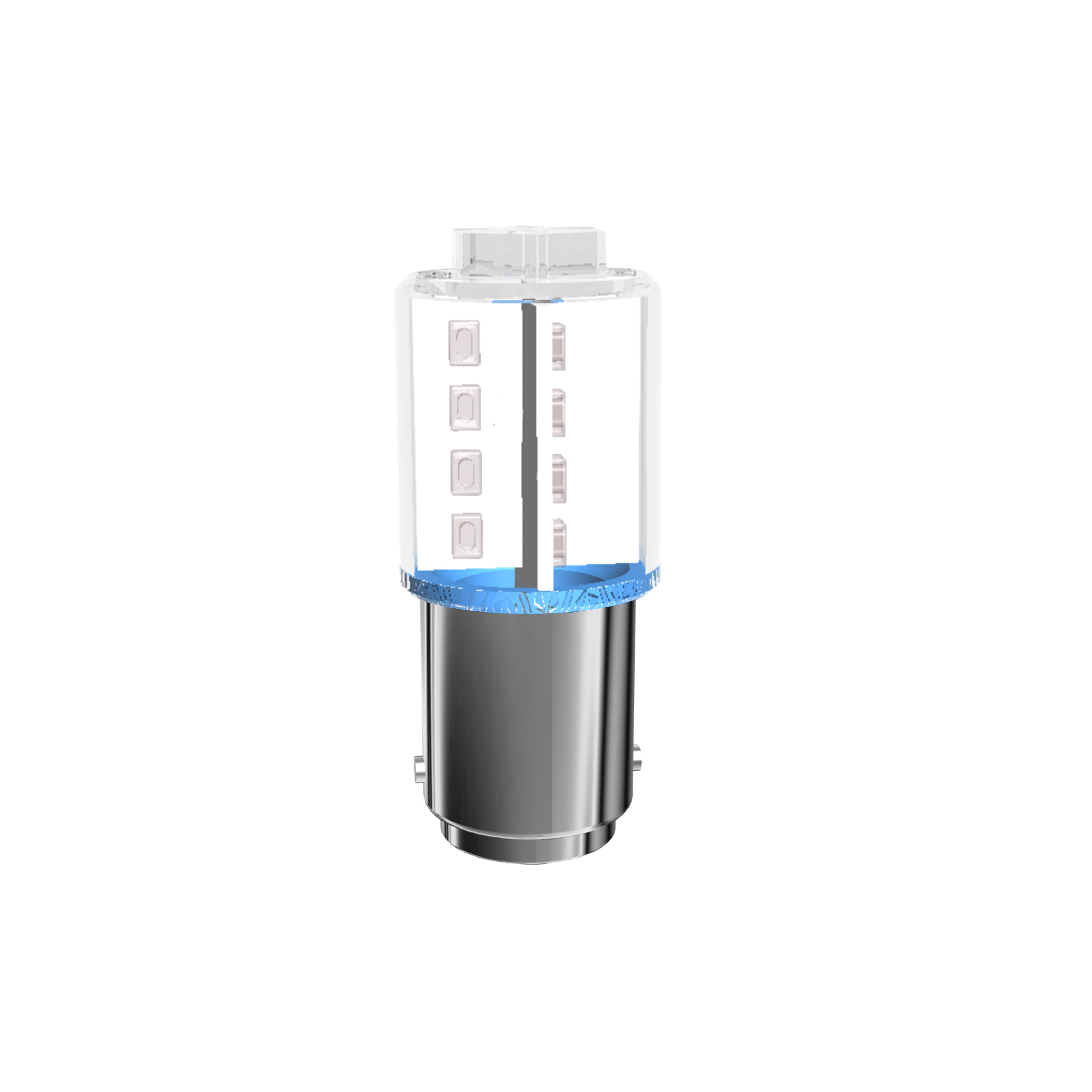 Notlicht LED-Lampe Sistar® II Sockel BA15d