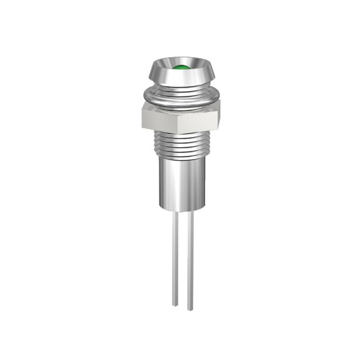 LED-Signalleuchte Ø6mm Innenreflektor