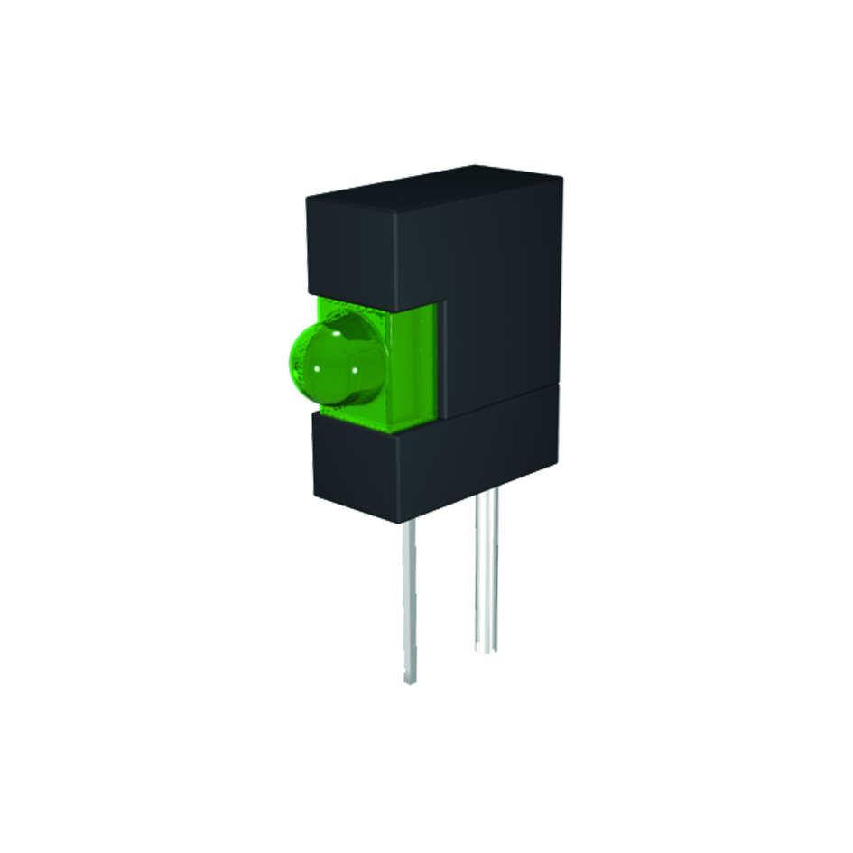 LED-Baustein mit Mini-LED mit und ohne Widerstand