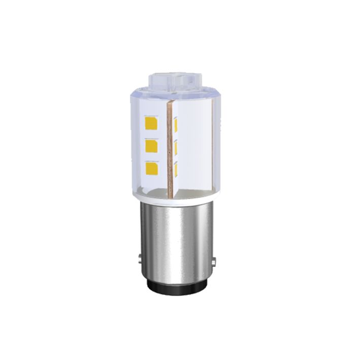 LED Lamp Sistar® II Socket BA15s 130V, 230V AC/DC