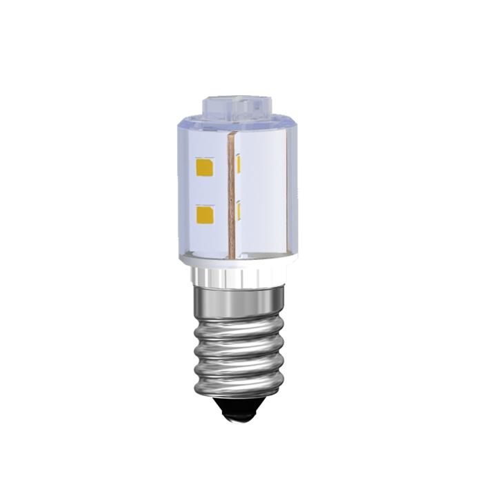 LED beacon lamp Sistar® II Socket E14 12V, 24V, 48V AC/DC