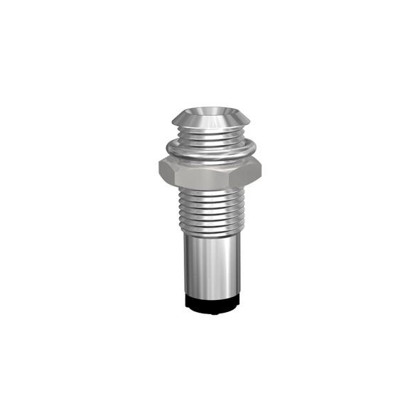 LED-Fassung für Ø3mm LEDs Innenreflektor, für Plankopf-LED
