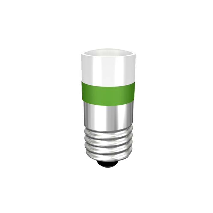 Reflektor LED-Spot mit Glaslinse Sockel E10