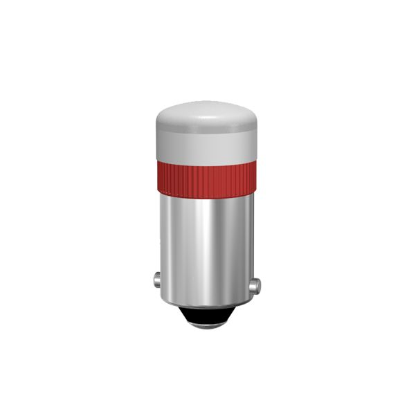 Multi-Look® LED lamp socket BA9s 130/230V AC/DC