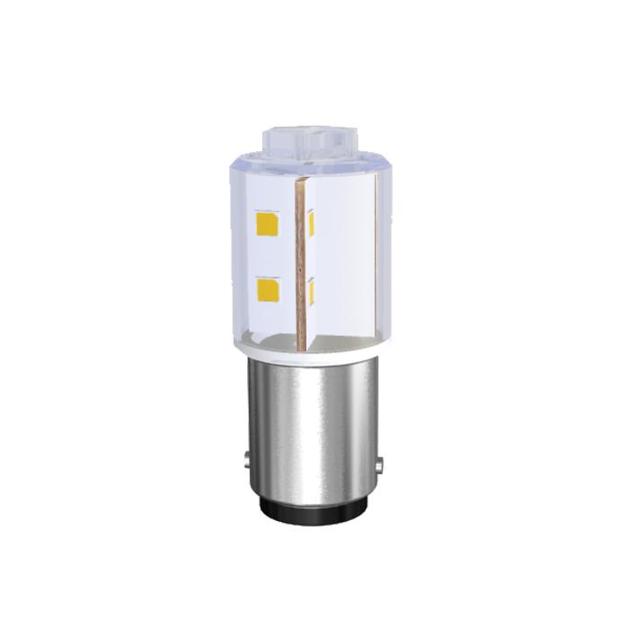 LED Lamp Sistar® II Socket BA15s 12V, 24V AC/DC